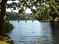 Lake at Burghley House - geograph.org.uk - 85568.jpg