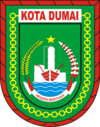 Official seal of Dumai