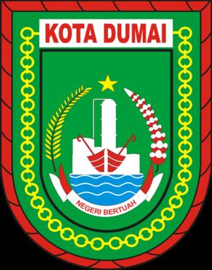 Dumai - Image: Lambang Kota Dumai