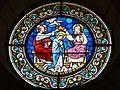 Lamonzie-Montastruc église rosace.JPG