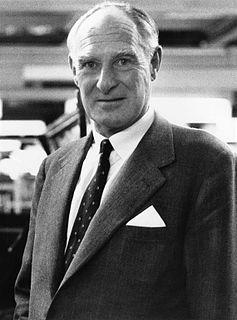 Maurice Wilks British automobile designer