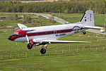 Landing.Douglas DC-3 (C) RA-2059G ex. N97H (15699926199).jpg