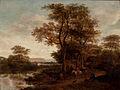 Landscape with Travelers Along a Roadway-Pieter Jansz Asch.jpg