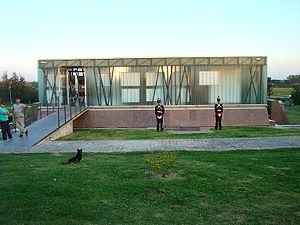 Las Piedras, Uruguay - Pabellón del Bicentenario, Parque Artigas