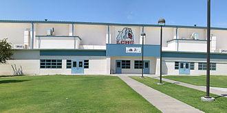 Las Cruces High School - Image: Las Cruces High School