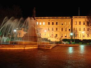 Franklin Square (Hobart) - Image: Lascar Franklin Square (Hobart) (4552530076)