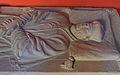 Lastra funerària del doctor Joan de Salaia, Museu de Belles Arts de València.JPG