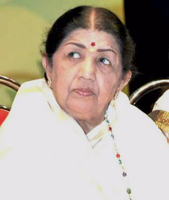 National Film Award for Best Female Playback Singer - Image: Lata Mangeshkar 1