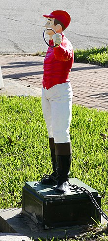 Lawn Jockey Wikipedia