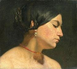 Laurens Alma-Tadema: Maria Magdalena