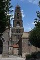 Le Puy-en-Velay - Cathédrale Notre-Dame-de-l'Annonciation 18 clocher.jpg