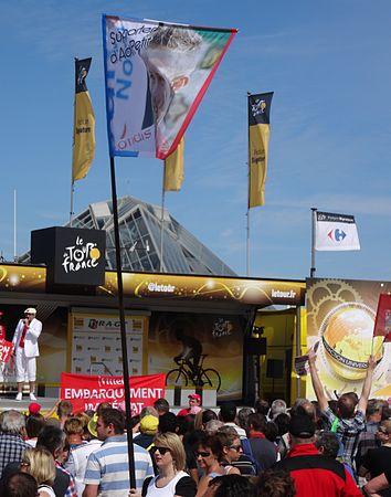 Le Touquet-Paris-Plage - Tour de France, étape 4, 8 juillet 2014, départ (A18).JPG