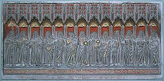 Le Christ et les Apôtres
