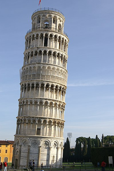 File leaning tower of pisa 1 jpg wikimedia commons - Lego architecture tour de pise ...