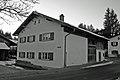 Lechbruck - Mühlweg Nr 25 v NO (sw).JPG