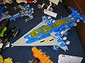 Lego Space Super Galaxy Explorer - Bricks by the Bay 2010 - Santa Clara, California.jpg