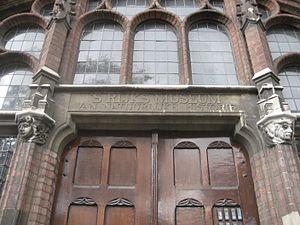 Rijksmuseum van Natuurlijke Historie - Raamsteeg building