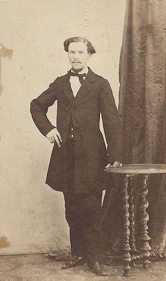 Lemuel Wilmarth -  Wilmarth, circa 1860