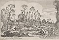 Lente De vier seizoenen (serietitel), RP-P-1886-A-11056.jpg