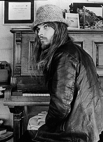 Leon Russell - Russell in 1970