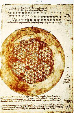 Leonardo da Vinci – Codex Atlanticus folio 307v