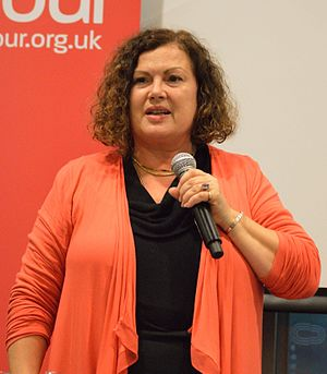 Leonie Cooper - Image: Leonie Cooper, 2016 Labour Party Conference
