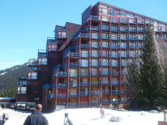Charlotte Perriand - Image: Les Arcs apartments