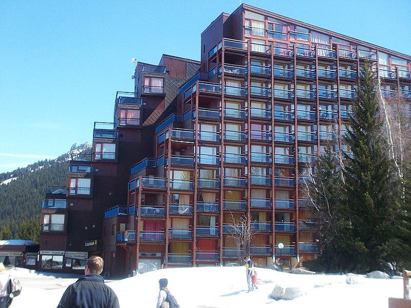 Skier à Arc 1800