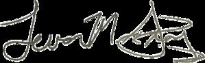 Levar Stoney - Image: Levar Stoney signature