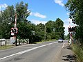 Level crossing - geograph.org.uk - 490851.jpg