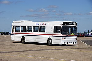 Leyland Super National (JMY 120N), 2010 North Weald bus rally (2).jpg