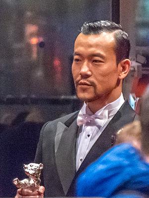 Liao Fan - Liao Fan with the Silver Bear for Best Actor in Berlin 2014