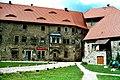Liebstedt, orden castle, the inner yard.jpg