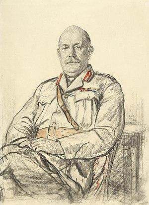 George Henry Fowke - Image: Lieut general Sir George Henry Fowke, Kcb Art.IWMART1796