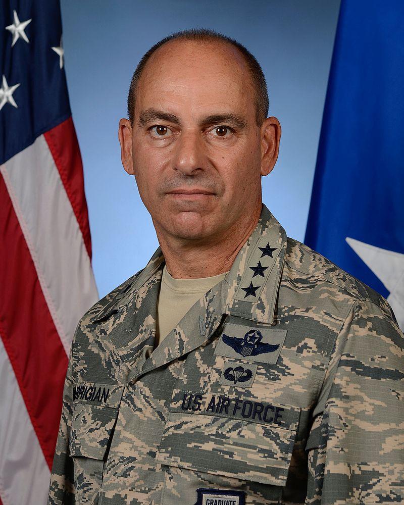 Հայազգի գեներալ Ջեֆրի Լ. Հարրիգյանը նշանակվել է ՆԱՏՕ-ի ռազմաօդային ուժերի հրամանատար