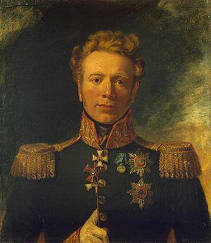 Battle of Montmirail - Ivan A. Lieven