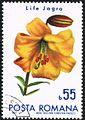 Life Jagra - Posta Romana - 1971 - flower 55B.jpg