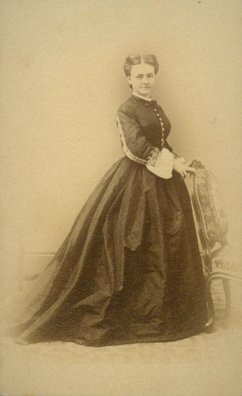 Portrait of Lillie Hitchcock Coit
