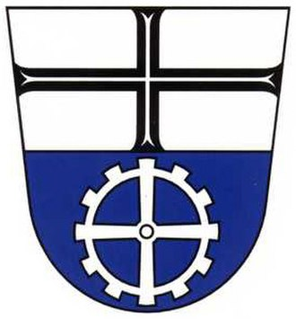 Rhein-Pfalz-Kreis - Image: Limburgerhof Wappen