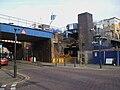 Limehouse station entrance.JPG