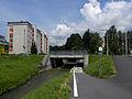 Linz-StMagdalena - Brücke Freistädter Straße über den Haselbach.jpg