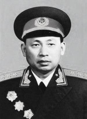 Li Tianyou - Li Tianyu in 1955