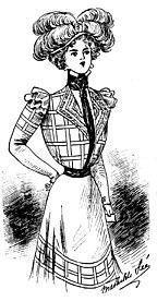 Little dress Charvet