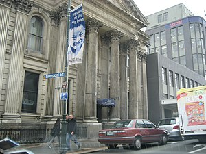 Roslyn, Dunedin - Former Union Bank of New Zealand