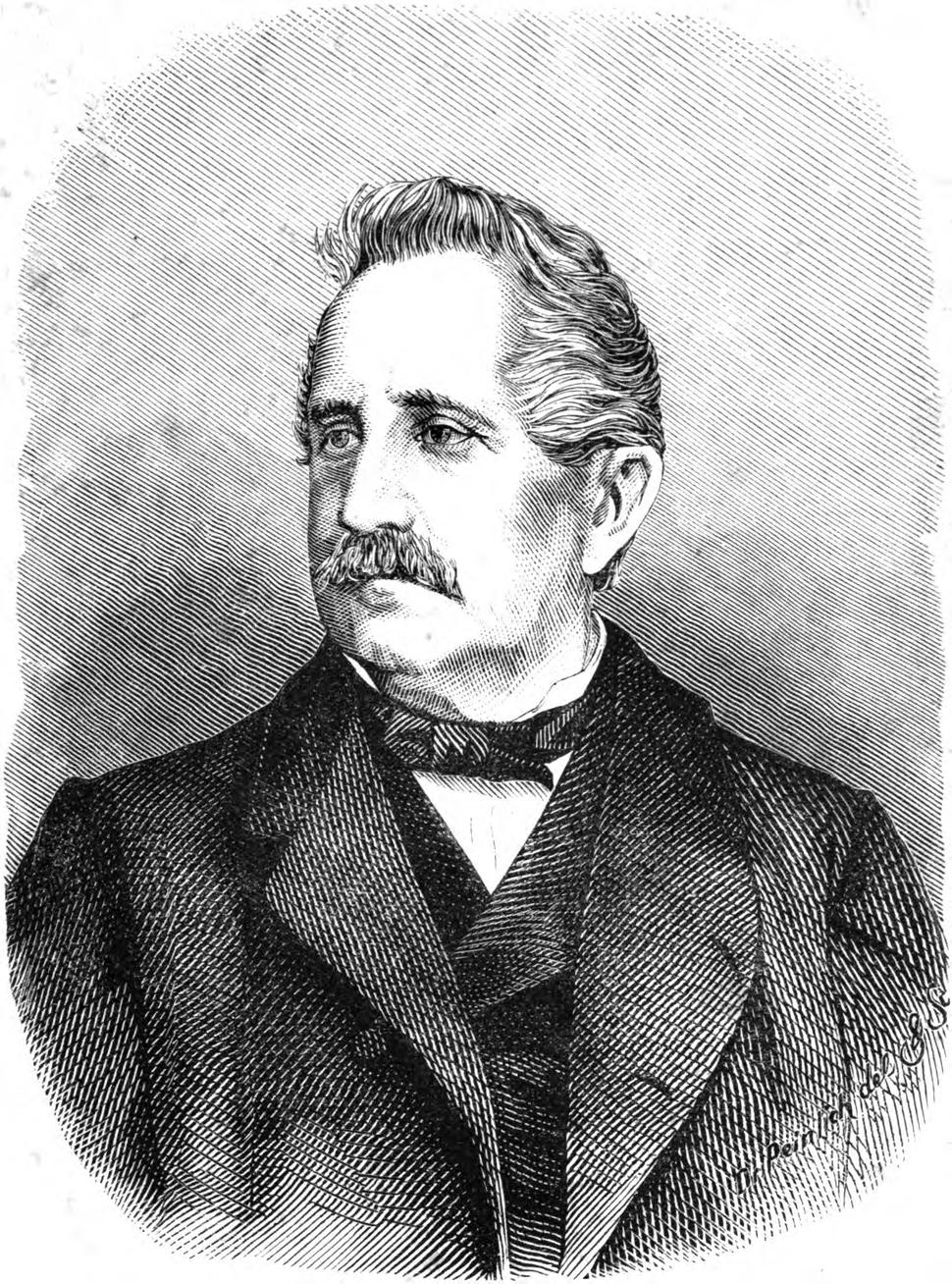 Ljudevit Gaj (Knjižnica Gajeva 1875)