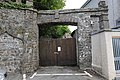 Llandeilo Stretch of Walling & Archways Between Nos. 5 & 7 Abbey Terrace Gateway next to no. 7.jpg