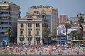 Lloret de Mar, Ajuntament from sea.jpg