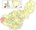 LocationVentorros de Balerma.png