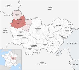 Arrondissement of Sens Arrondissement in Bourgogne-Franche-Comté, France