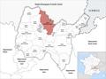 Locator map of Kanton Saint-Étienne-du-Bois 2019.png